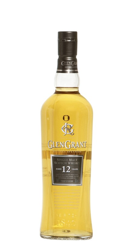 Glen Grant 12 Y.O. Single Malt Whisky