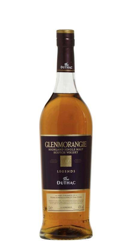 Glenmorangie Duthac Single Malt Whisky