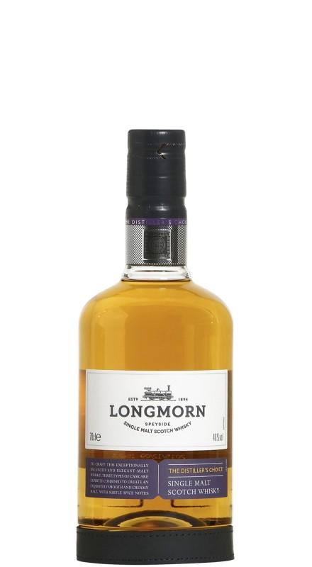 Longmorn Distiller's Choice Single Malt Whisky
