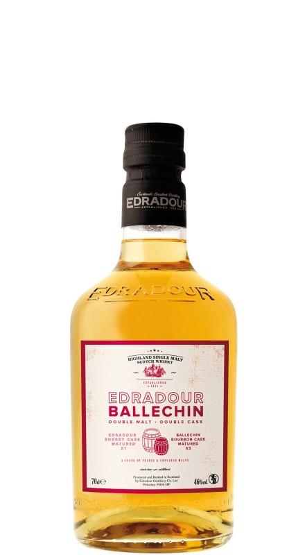 Edradour Ballechin Double Malt Single Malt Whisky