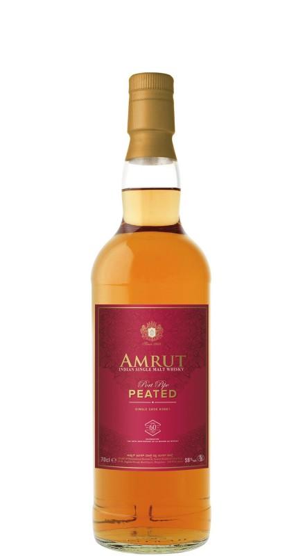 Amrut Port Pipe Peated Single Malt Whisky