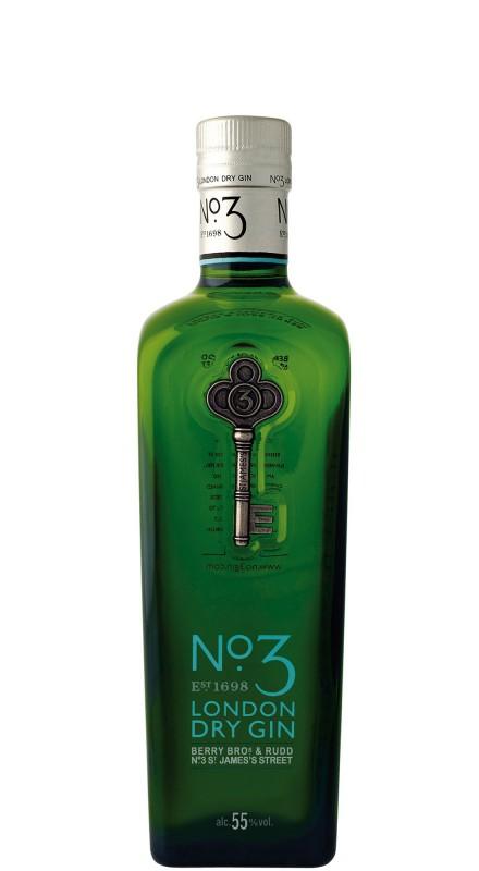 N° 3 High Strength Gin