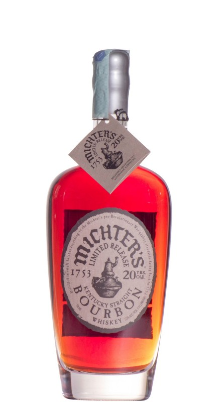 Michter's 20 Years Old Bourbon American Whiskey