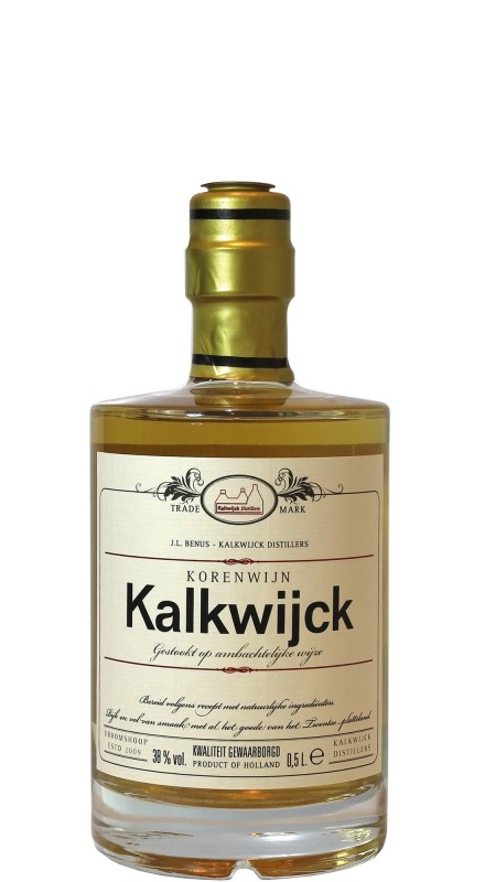 Kalkwijck Korenwijn Gin