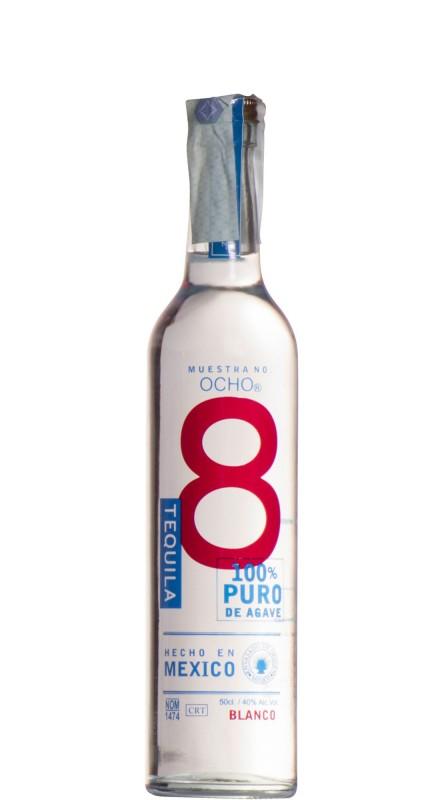 Ocho Blanco 2008 Las Pomez Tequila