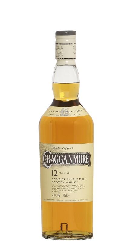 Cragganmore 12 Y.O. Single Malt Whisky