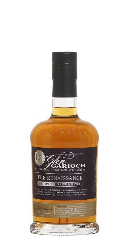 Glen Garioch 15 Y.O. The Renaissance Single Malt Whisky