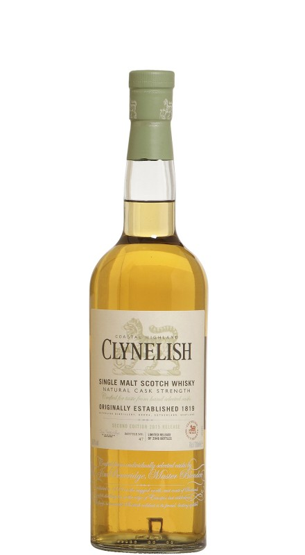 Clynelish Select Reserve 2nd Release Single Malt Whisky