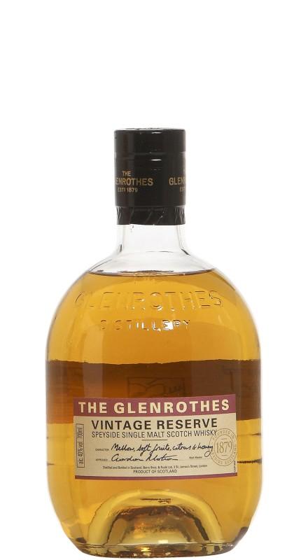 Glenrothes Vintage Reserve Single Malt Whisky