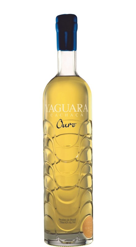 Yaguara Ouro Cachaça