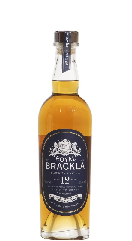 Royal Brackla 12 Y.O. Single Malt Whisky