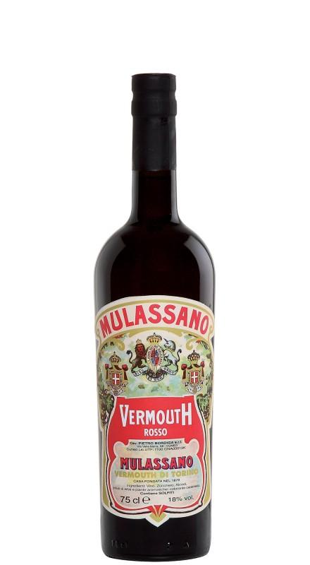 Mulassano Rosso Vermouth