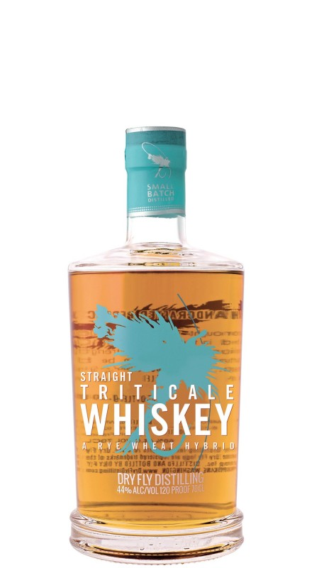 Dry Fly Triticale American Whiskey