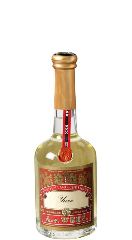 Van Wees Yuzu Liquore