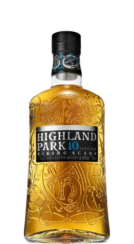 Highland Park 10 Y.O. Single Malt Whisky