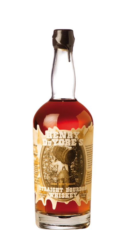Ransom Spirit Henry Duyore American Whiskey