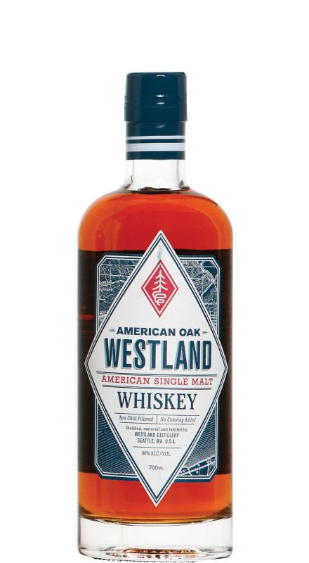 Westland American Single Malt American Whiskey