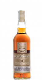 Glendronach 21 Y.O. Parliament Single Malt Whisky