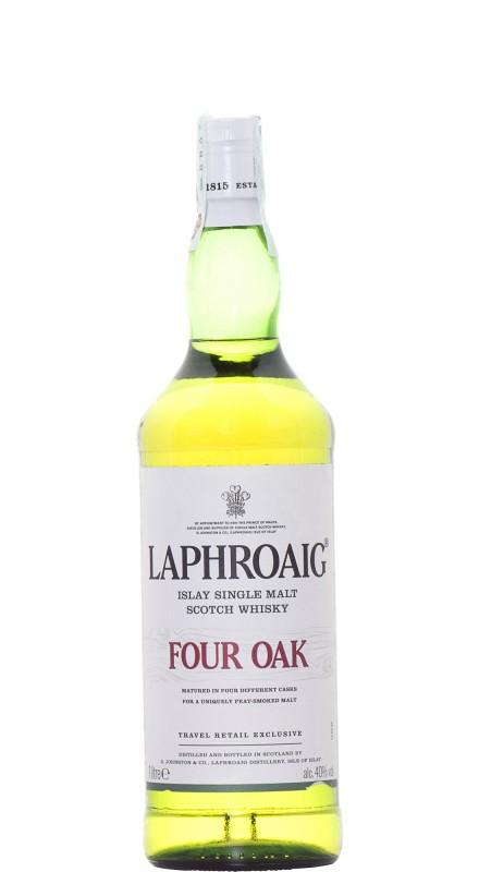 Laphroaig Four Oak Single Malt Whisky