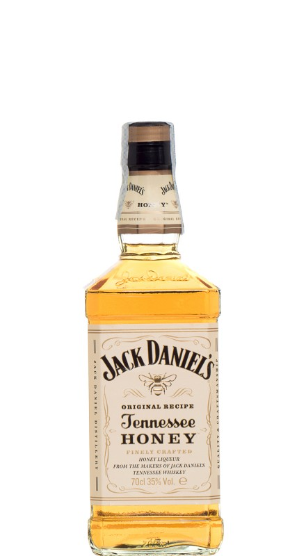 Jack Daniel's Honey Tenessee Whiskey