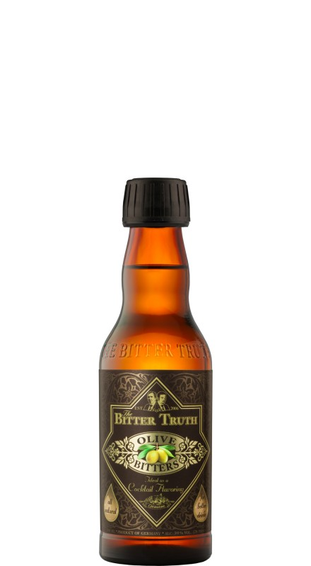 Bitter Truth Olive Bitters