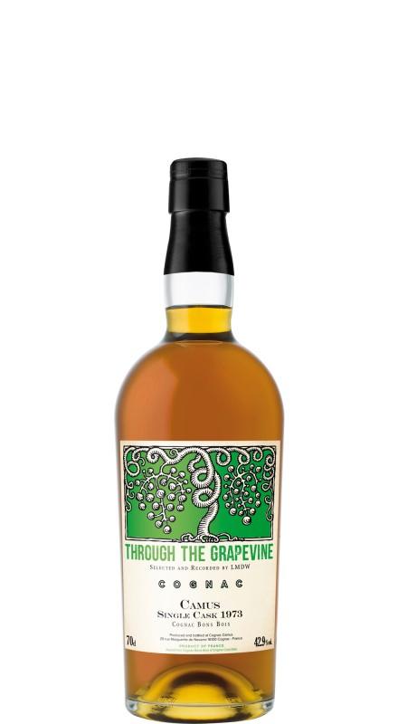 TTG Serie 1 Camus 1973 Single Cask Bons Bois Cognac