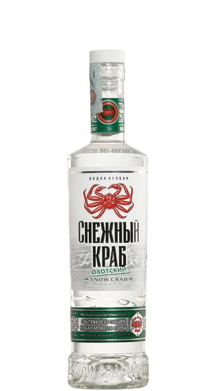 Snow Crab Delicacy Vodka