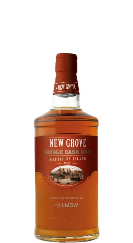 New Grove Single Cask Rum