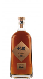 Fair 10 Y.O. Belize Cask Strength Rum