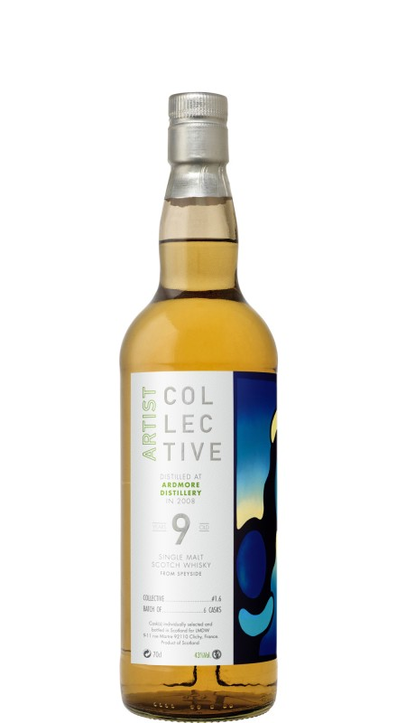 Collective Ardmore 2008 Single Malt Whisky