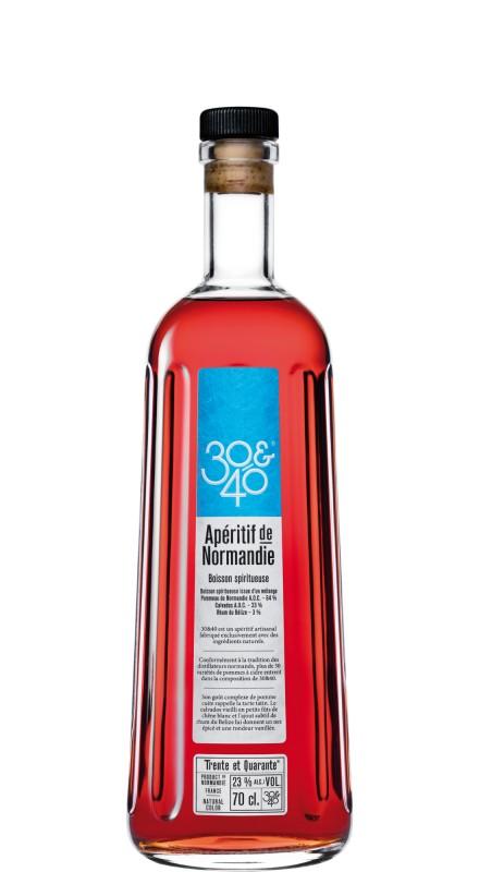 30&40 Aperitif De Normandie Gin