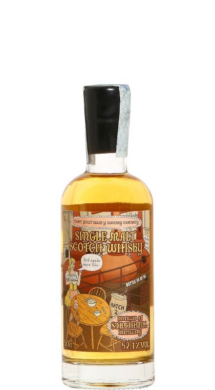 Rare Cask Reserve Strathmill Batch n.2 Single Malt Whisky
