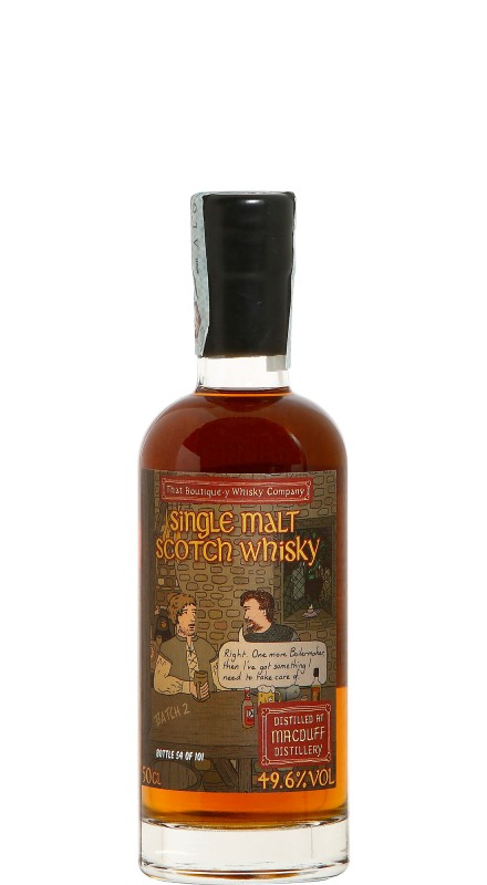 Macduff Batch n.2 Single Malt Whisky