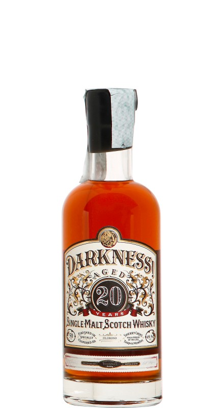 Tomintoul 20 Y.O. Oloroso Cask Single Malt Whisky
