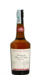 Drouin Calvados Expressions 3 Y.O. Pommeau & Xeres Cask 43%