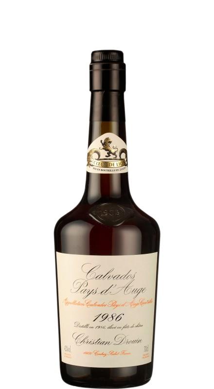 Drouin 1986 Rivesaltes Cask Aging Calvados