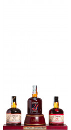 El Dorado Rum Display Pack (12 + 15 + 21 Y.O.)