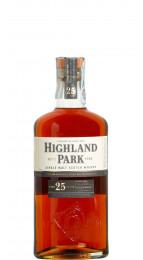 Highland Park 25 Y.O. Single Malt Whisky