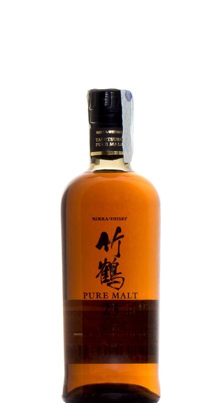 Nikka Taketsuru 25 Y.O. Blended Whisky