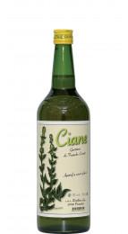 Ciane Gentiane Du Haut Doubs - Suze Style Liqueur