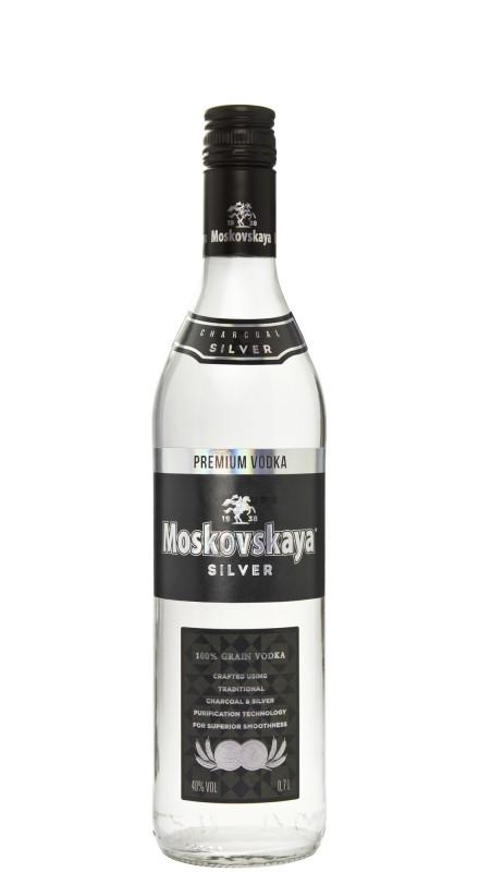 Moskovskaya Silver 40%