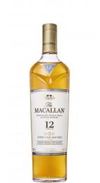 Macallan 12 Y.O. Triple Cask Single Malt Whisky