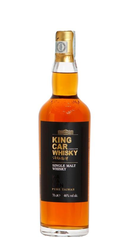 Kavalan King Car Single Malt Whisky
