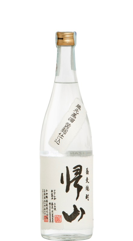 Chikumanishiki Kizan Shochu Sake