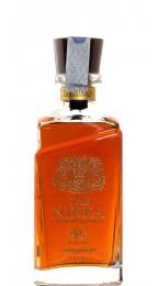 The Nikka 40 Y.O. Japanese Blended Whisky