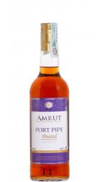 Amrut Single Cask Port Pipe Peated Whisky