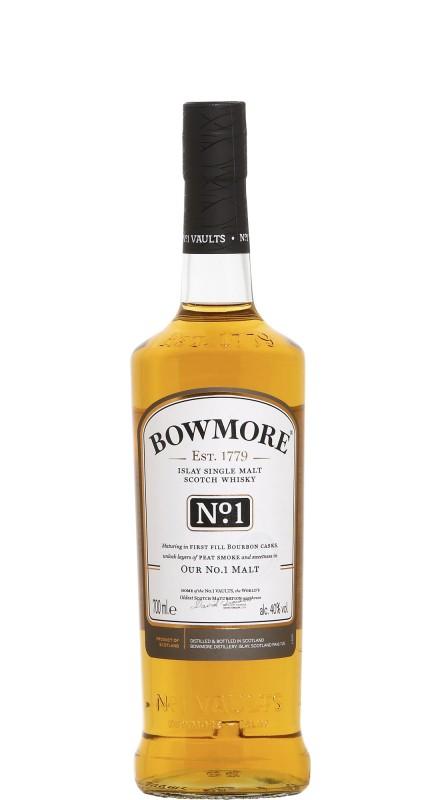 Bowmore No1 Single Malt Scotch Whisky