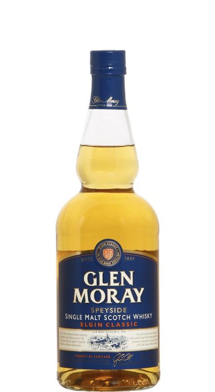 Glen Moray Classic Single Malt Scotch Whisky