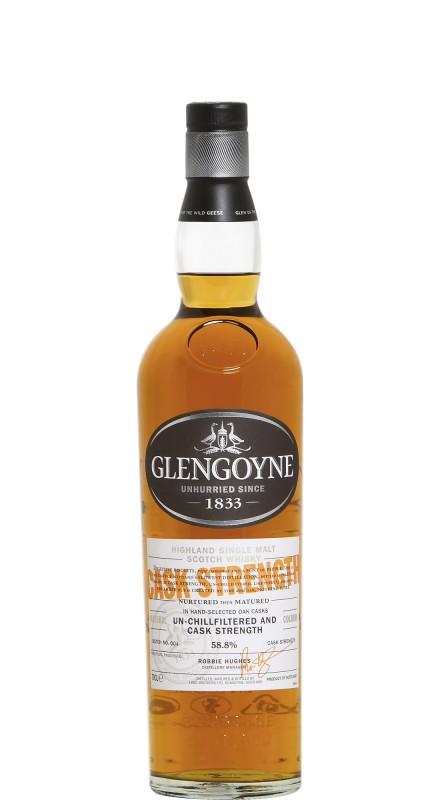 Glengoyne Cask Strength Batch 4 Single Malt Scotch Whisky