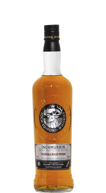 Inchmurrin Madeira Cask Single Malt Scotch Whisky